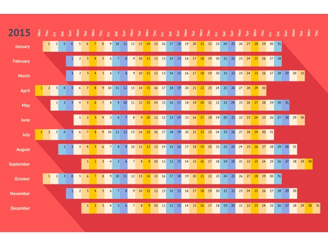 4 Simple Steps for Creating a Social Editorial Calendar \u2013 Adweek - create a picture calender
