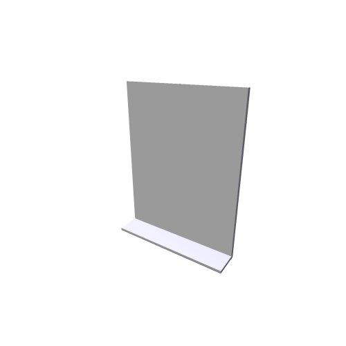 Zrcadlo rosa 60 (Ravak \/ Badezimmer-möbel - rosa) - AEC-DATA - 3D - badezimmer 3d modelle