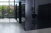 High gloss acrylic wall panels - back painted glass ...