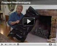 AECinfo.com News: The Fireplace Draftstopper Fireplace Plug