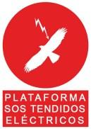 Logotipo de la Plataforma SOS Tendidos Eléctricos.