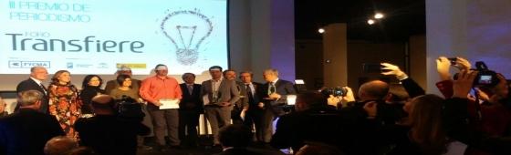 Premio Foro Transfiere 2018 ganadores 2