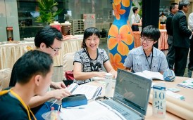 Aspecto de la consulta en Taiwan. 80 países participaron en el Proyecto World Wide Views. Foto: Flickr WWV.