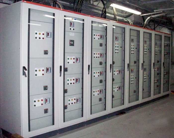 power distribution center