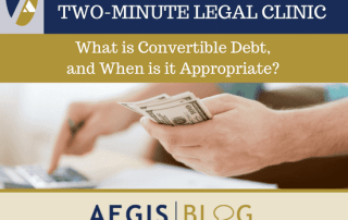BLOG LINKEDIN What is Convertible Debt and When is it Appropriate_