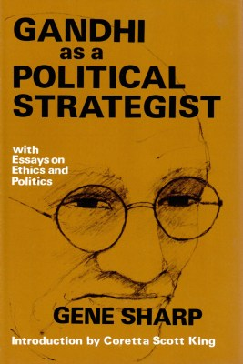Gandhi as a Political Strategist