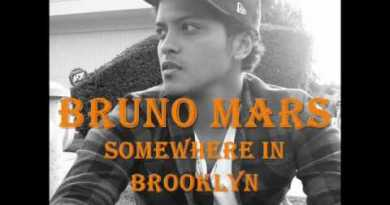 Bruno Mars – Somewhere In Brooklyn