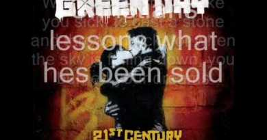 Green Day – Before The Lobotomy