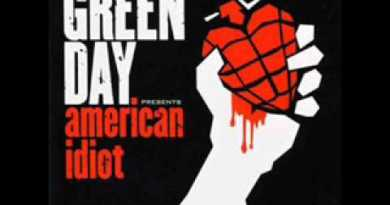 Green Day – Extraordinary Girl