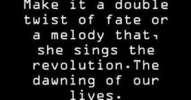 Green Day – She's A Rebel