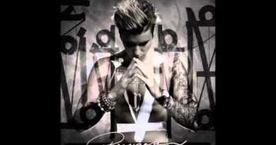 Justin Bieber – Hit The Ground