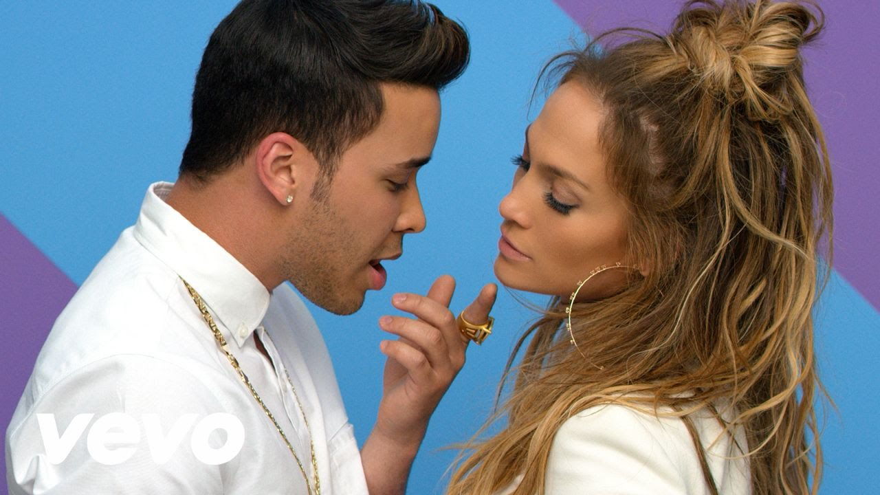 Prince Royce – Back It Up feat. Jennifer Lopez, Pitbull