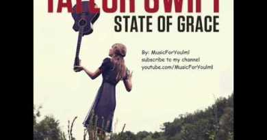 Taylor Swift – State Of Grace