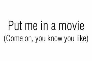 Lana Del Rey – Put Me In A Movie