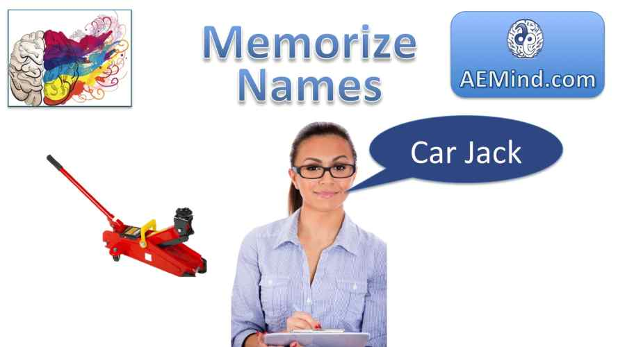 How to Remember Names and Faces Using Memorize Anything Technique