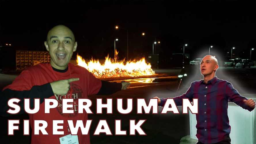 How a Firewalk Made Me a Superhuman Champion