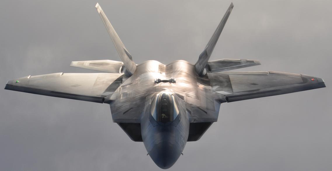 F-22 - foto USAF