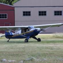 Husky, Aviat, A-1B, tailwheel, california