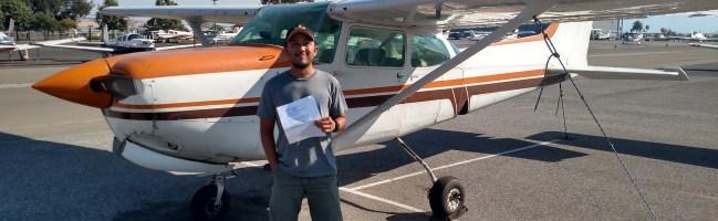 cpl, checkride, commercial pilot, 172RG