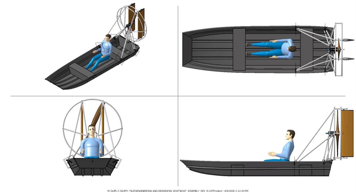 Air Boat Schematics - Wiring Data Diagram