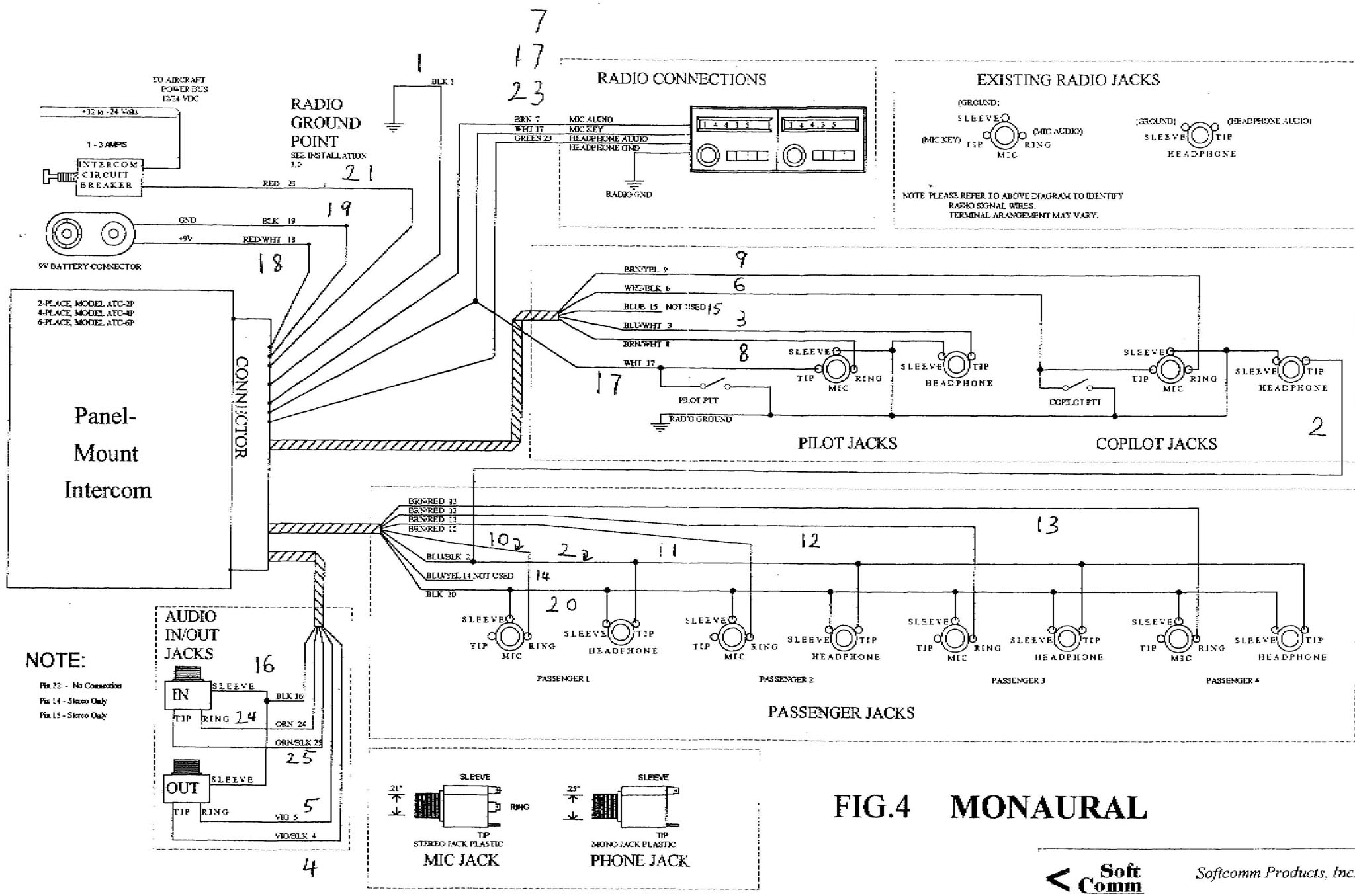kx 155 wiring diagram
