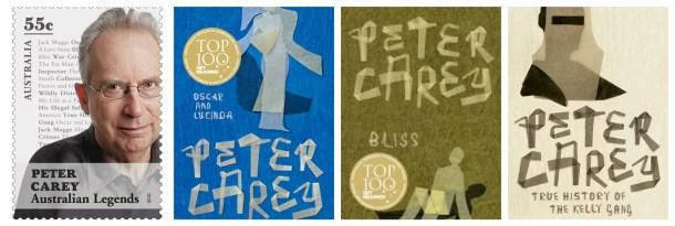 Peter Carey Advice to Writers