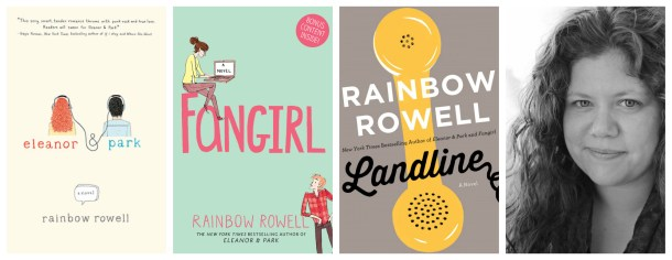 Rainbow Rowell Reflections on Writing Fangirl
