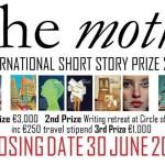 The Moth International Short Story Prize 2015: Entries Close 30 June