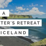 Win a Writer's Retreat in Iceland