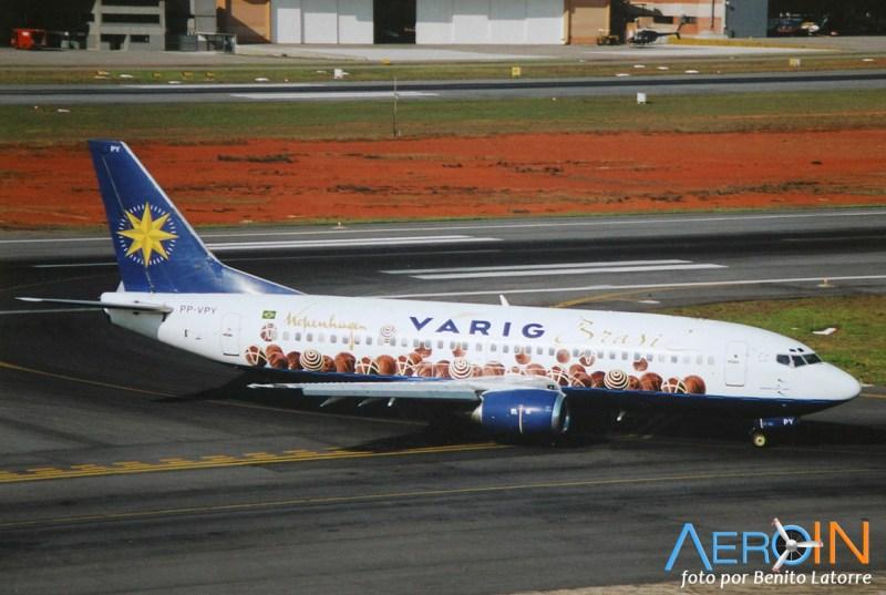 [Brasil] Logojets – outdoors aéreos brasileiros. PP-VPY