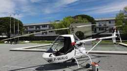 Volta, hélicoptère électrique