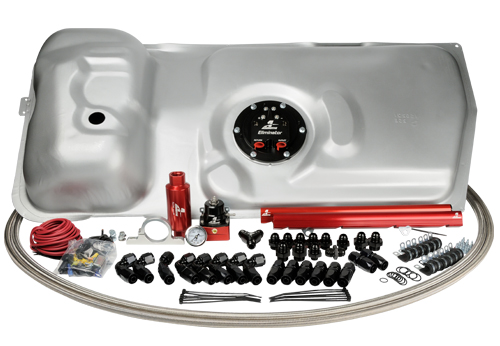 86-985 Eliminator 50L Mustang Stealth Fuel System \u2013 Aeromotive, Inc