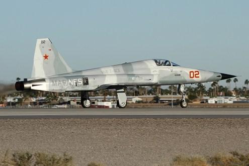 © Jason Grant - United States Marine Corps • F-5 Tiger II • Marine Corps Air Station Yuma, Arizona