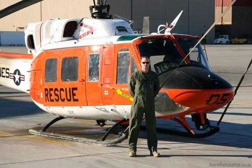© Mark Forest - United States Marine Corps • HH-1N Huey • Marine Corps Air Station Yuma, Arizona