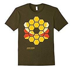 James Webb Space Telescope - T-Shirt Picture