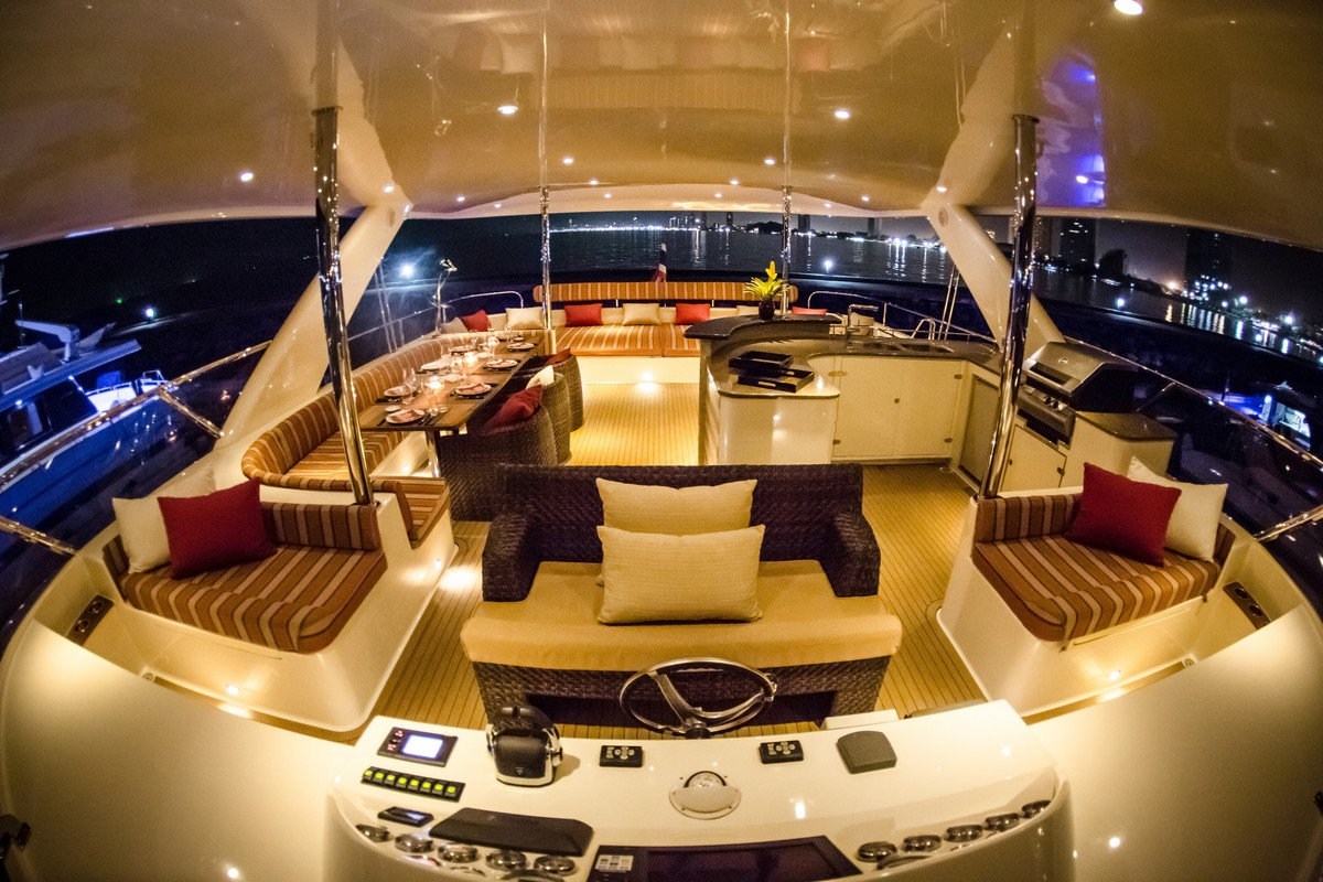 Yacht As A Business Program Catamaran Guru Heliotrope 70 Power Catamaran Interior9 Aeroyacht Ltd