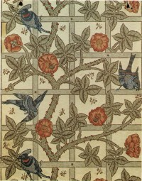 The William Morris Collection - Historic Wallpapers ...