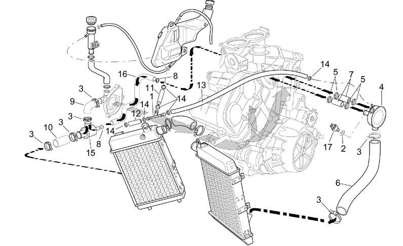 aprilia rsv mille wiring diagram