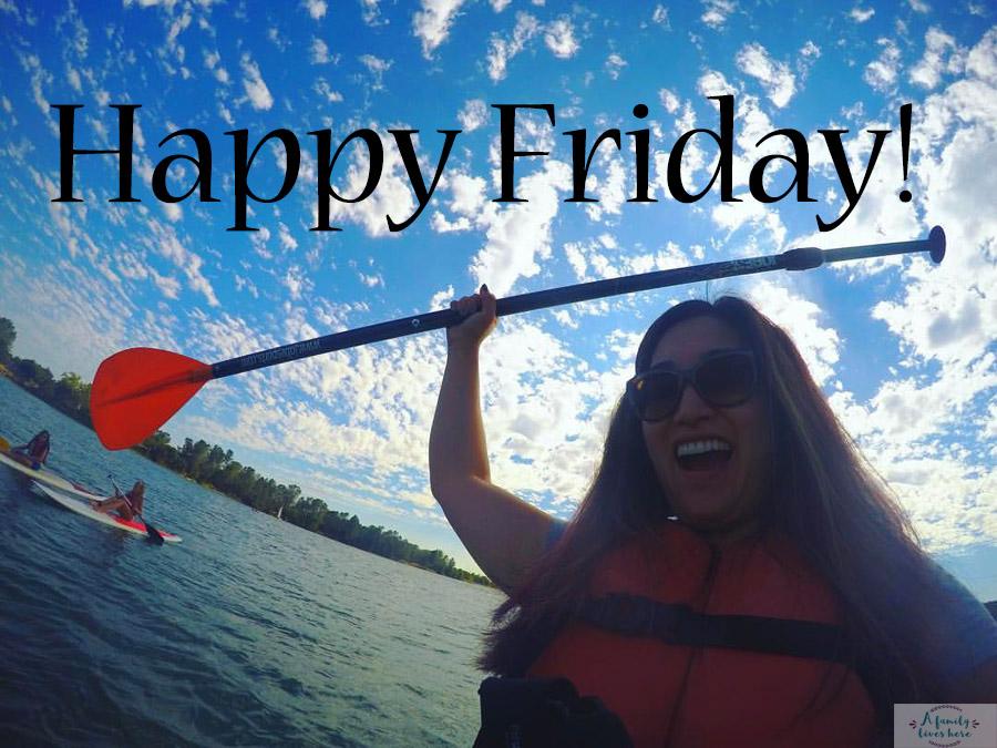 Happy Friday pic post