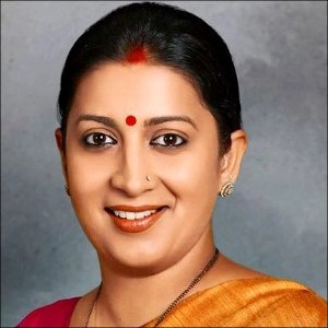 Smriti Irani is now I&B Minister