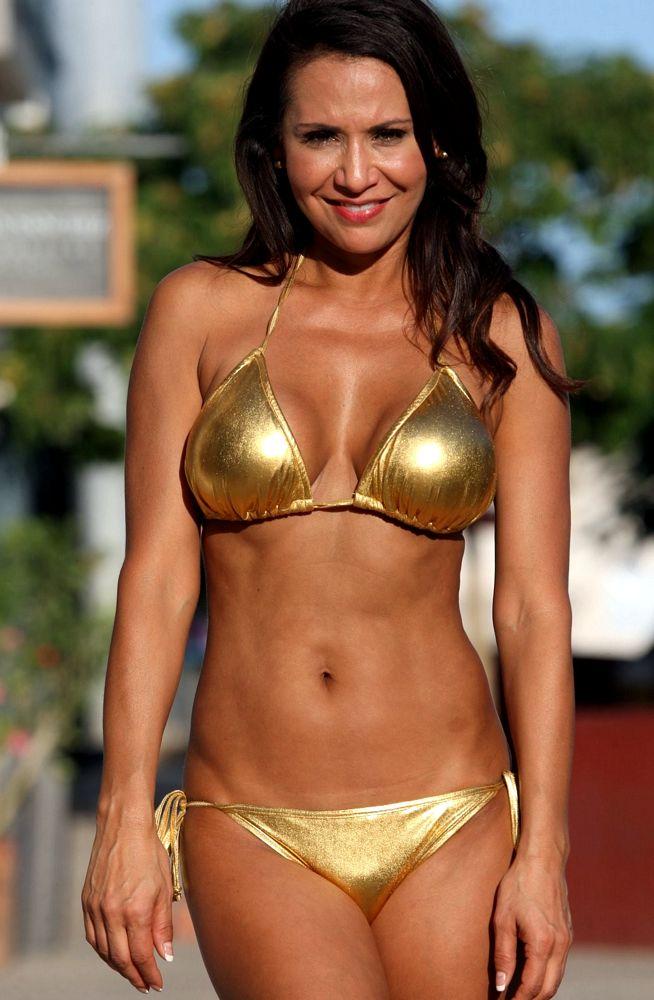 Cute Ashanti Wallpaper Cute Gold Bikini Sexy Bikinis Afashion