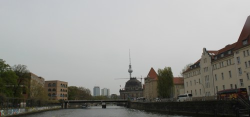 Berlin from the water