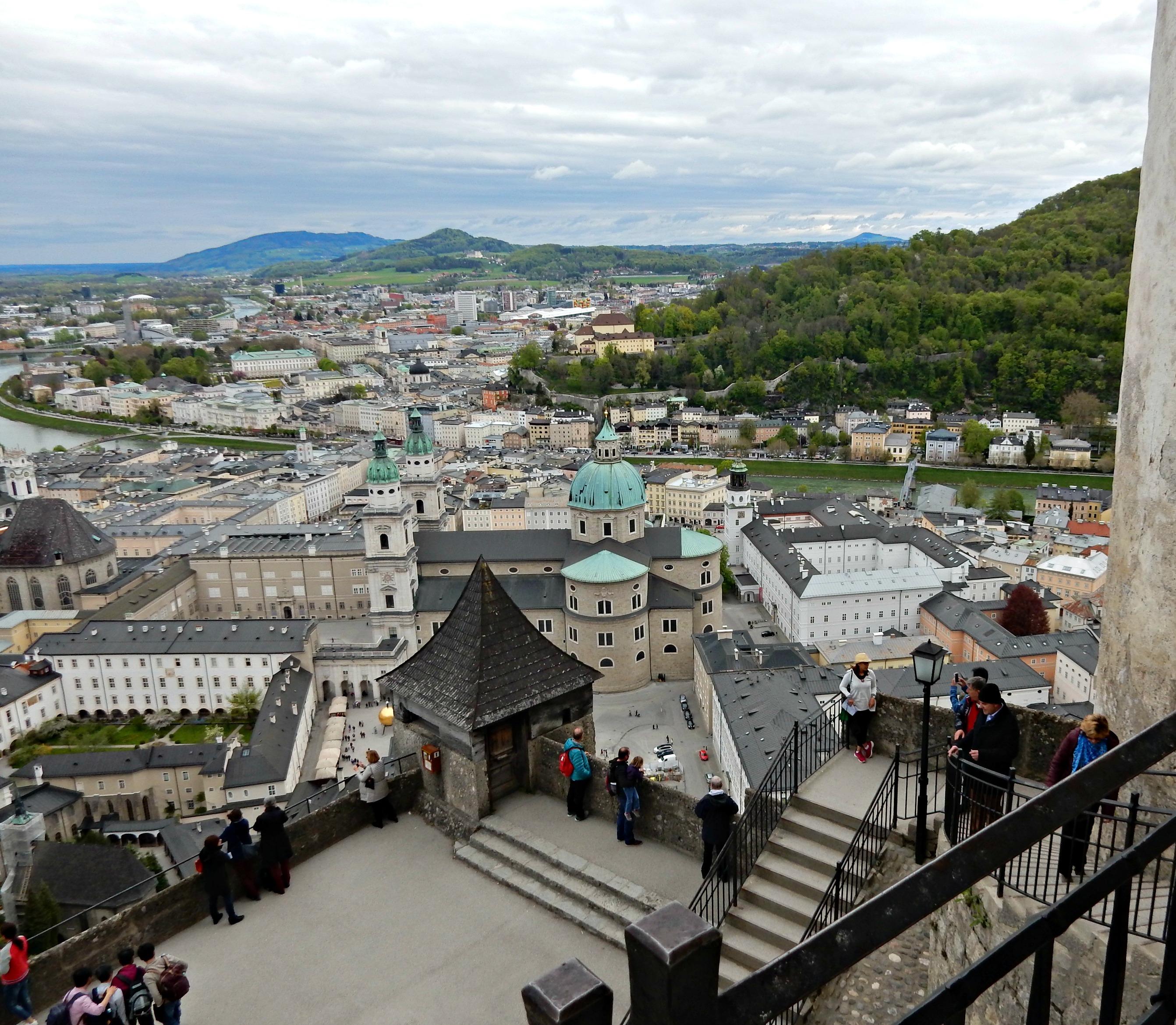 Salzburg hostel experience