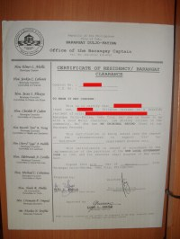 How to Get Barangay Clearance/Certificate in the ...