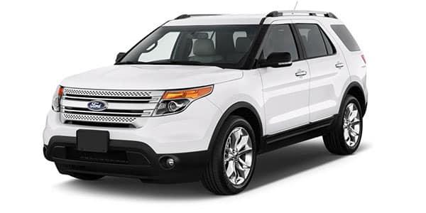 Full-Size SUV Rentals in Utah Comfort  Convenience