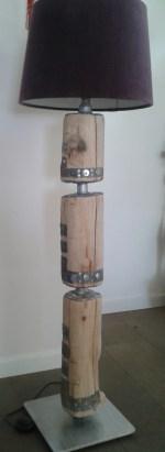 Staande lamp 115 cm €325,-