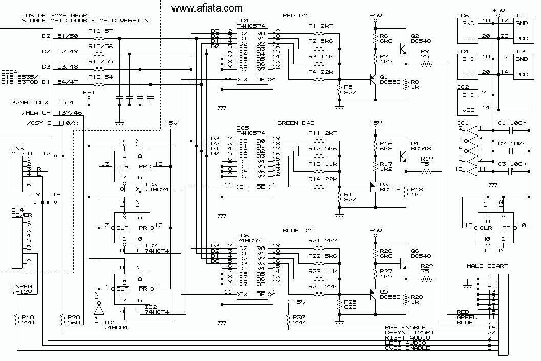 20w audio pcb using mda 2020