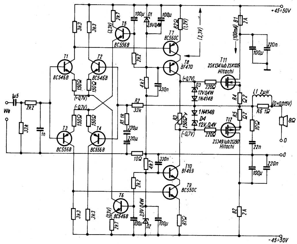 an inverter circuit discussion electronic circuit projects
