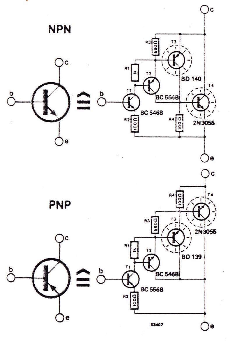cmos integated circuit