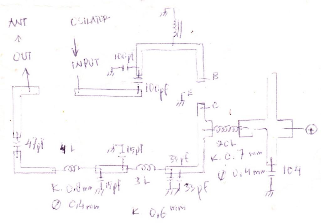 25w fm dsp transmitter